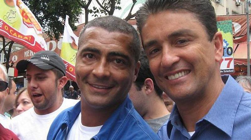 Depois de Romário, agora é o ex-atacante Bebeto que entra no Podemos