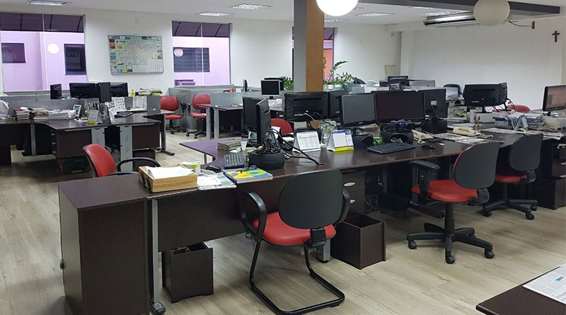 Jornalistas de O Diário de Maringá entram em greve