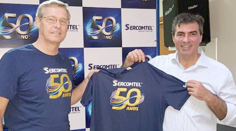 Planos para Salvar a Sercomtel são apresentados pelo prefeito Marcelo Belinati