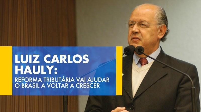 O adeus de Luiz Carlos Hauly