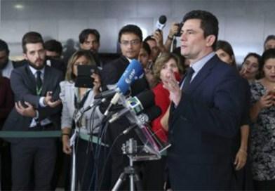 O juiz Sérgio Moro agora, mais do que nunca, é o político Sérgio Moro