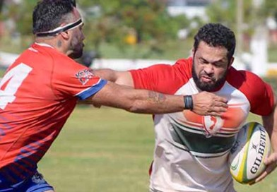 Pé Vermelho Rugby salta para o 3º Lugar no campeonato brasileiro
