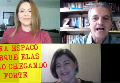 A mulher na política: Abra Espaço, elas estão chegando forte