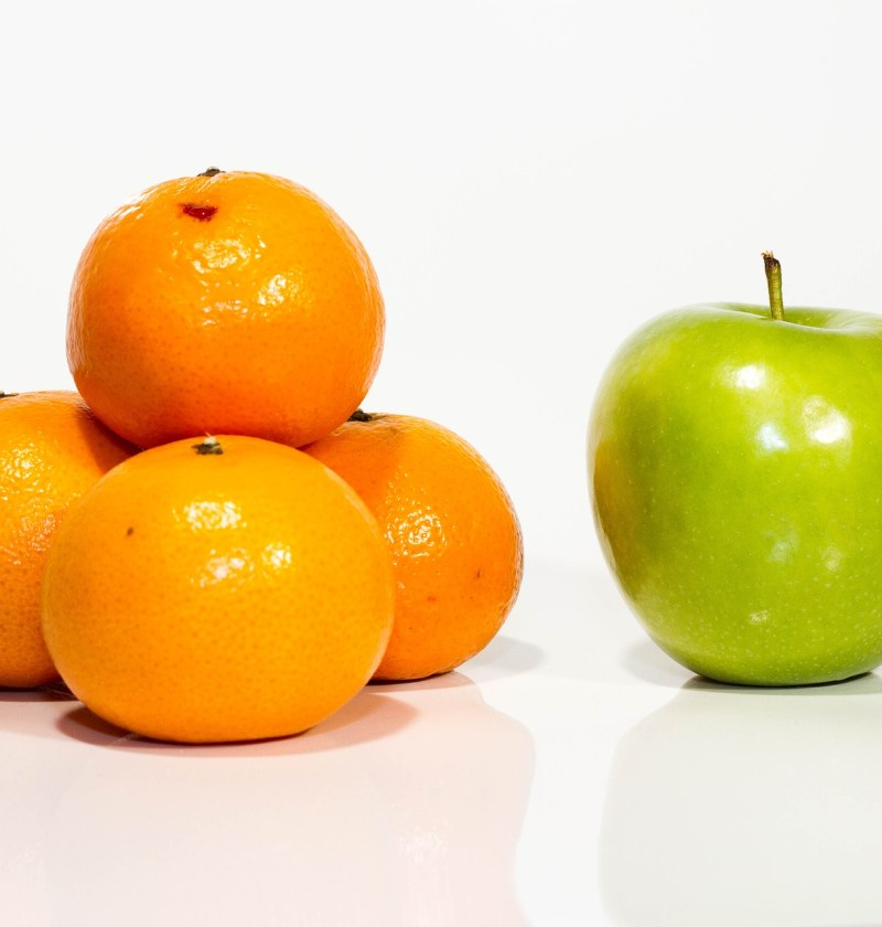 Zumo de Naranja y Manzana Thermomix