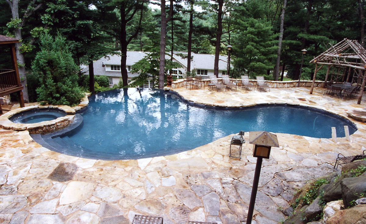 Gallery of Long Island Pool Builder Paco Pools