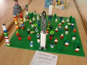 Lego Serious Play. Paco Prieto