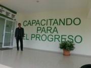 Entrada del CTC El Seibo