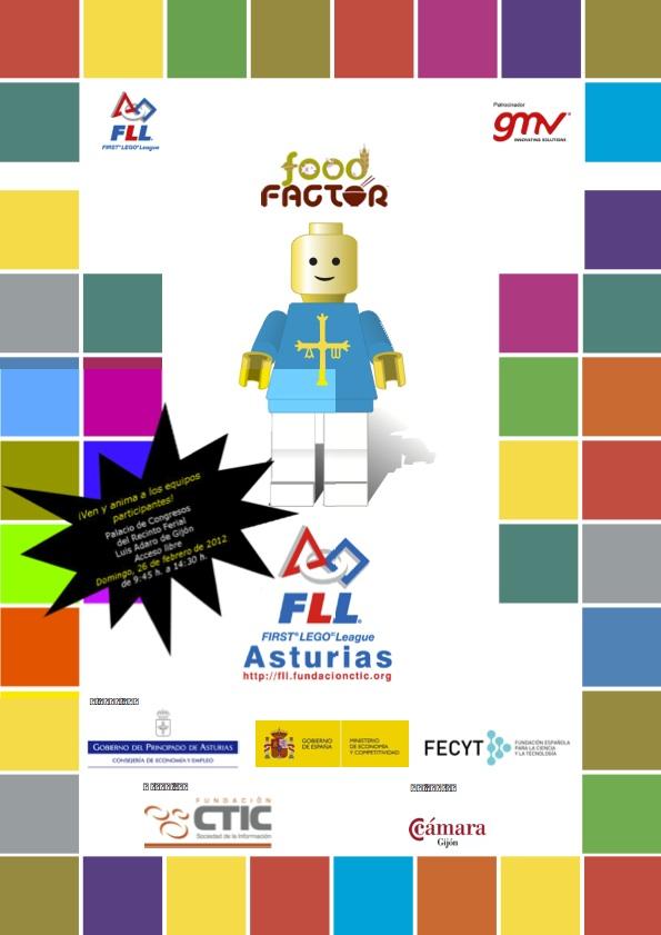 First Lego League Asturias