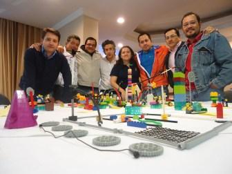 Taller Lego Serious Play Farmaenlace. Ecudador.
