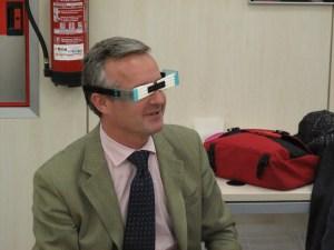 Ramón Pichel disfruta de la experiencia de un prototipo funcional 100%