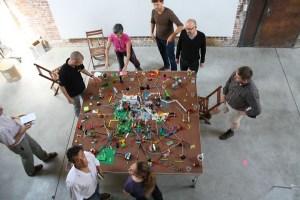 Landscape Lego Serious Play Paco Prieto