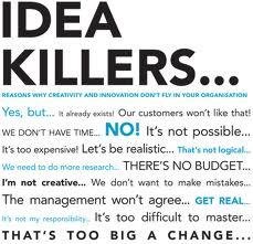 ideas killers