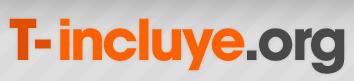 Logo T-Incluye