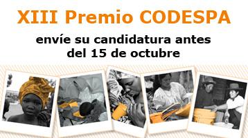 XIII Premio Codespa