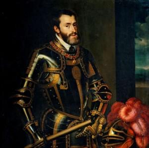 Emperador Carlos V de Alemania y I de España