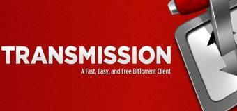 Ubuntu Home Server 16.04: Transmission-daemon acceso Http