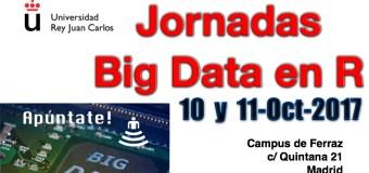 Jornadas Big Data en R URJC 2017