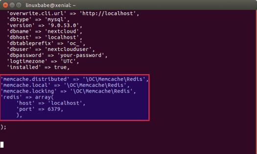 ubuntu-16.04-redis-cache-nextcloud
