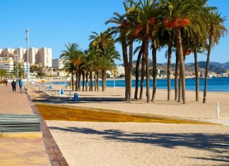 Verão no Sul de Espanha
