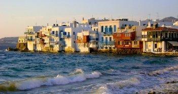 Férias baratas na Grécia