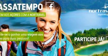 Ganhe uma viagem aos Açores