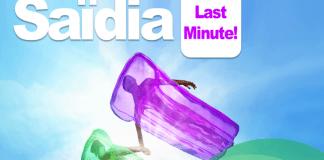 Promoção de última hora para Saidia
