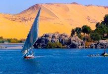 Roteiro turístico no Egipto