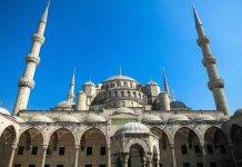 Viagens para Istambul e Antalya