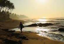 Passagem de ano em São Tomé