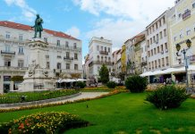 Passagem de ano em Coimbra