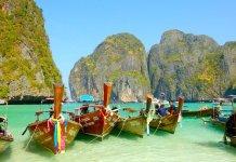 Pacotes em promoção para a Tailândia