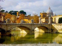 Férias em Roma