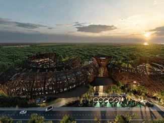Tulum tendrá un hotel exótico en forma de nido en medio de la selva