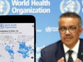 Advierte secretario general de la ONU que el coronavirus sigue siendo un brote sin control