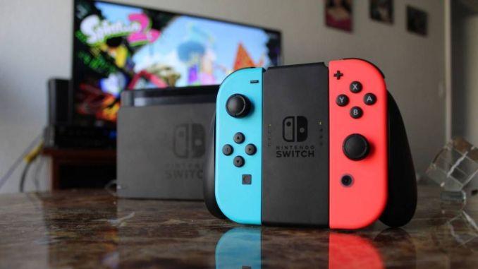"""Nintendo aumentará 20% la fabricación de """"Switch"""""""