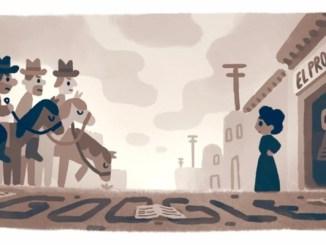 ¿Quién es Jovita Ildar y por qué Google le dedicó un doodle?