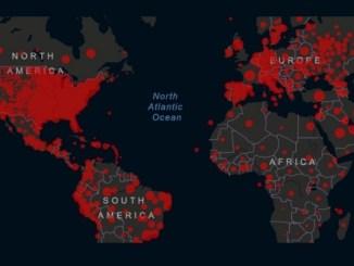 El mundo está apunto de alcanzar el millón de muertos por Covid-19