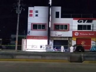 Masacre fuera de una taquería en Irapuato #VIDEO