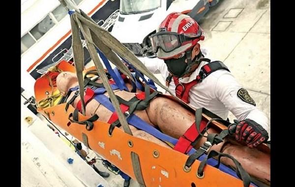 "Pese a pandemia, ERUM incrementa 33 por ciento sus rescates para ""alpinistas"" de montaña"