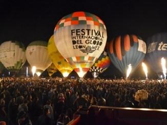 Festival Internacional del Globo en León podrá celebrarse... pero con pocos asistentes