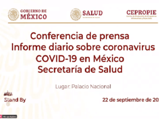Ya son 705 mil 263 casos confirmados de COVID-19 en México