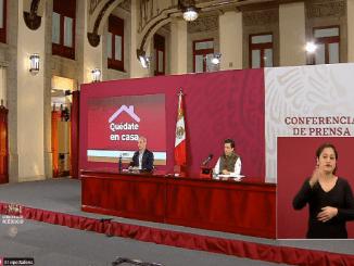 México suma 694 mil 121 casos confirmados de coronavirus
