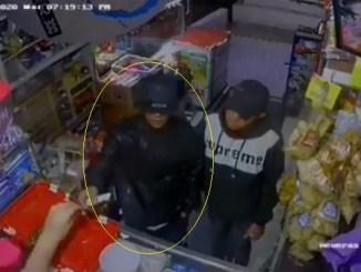 Dueño de tienda dispara y asesina a ladrón que pretendía asaltarlo #VIDEO