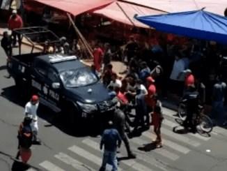 Vecinos de Valle de Chalco hacen su grupo de autodefensa ante falta de seguridad #VIDEO