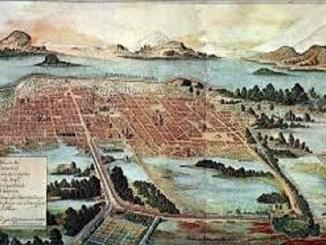 el diluvio de San Mateo