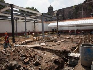El Deportivo Mina en la alcaldía Cuauhtémoc será intervenido para que sea una clínica del deporte #VIDEO