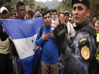 Caravana migrante se dirigirá a México en las próximas horas
