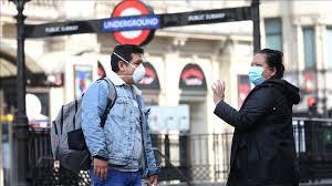 Alerta en Reino Unido por Covid-19, podría llegar a 50 mil casos nuevos