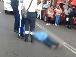 Rata es abatida por policía tras amagar a un comerciante en calzada Taxqueña