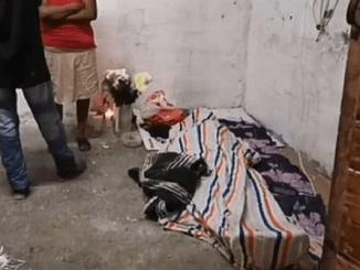 Funeraria deja tirado cuerpo sin vida de joven en el suelo de su casa